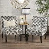 Set of 2 Kassi Accent Chair - Christopher Knight Home - image 4 of 4