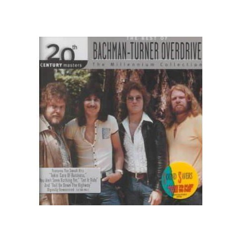 Bachman-Turner Overdrive - 20th Century Masters - The Millennium Collection: The Best of BTO (CD) - image 1 of 1