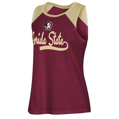 NCAA Florida State Seminoles Women's Tank Top