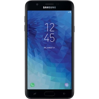 Total Wireless Prepaid Samsung Galaxy J7 Crown S767VL (16GB) - Black