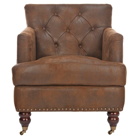 Colin Tufted Club Chair - Safavieh® - image 1 of 4