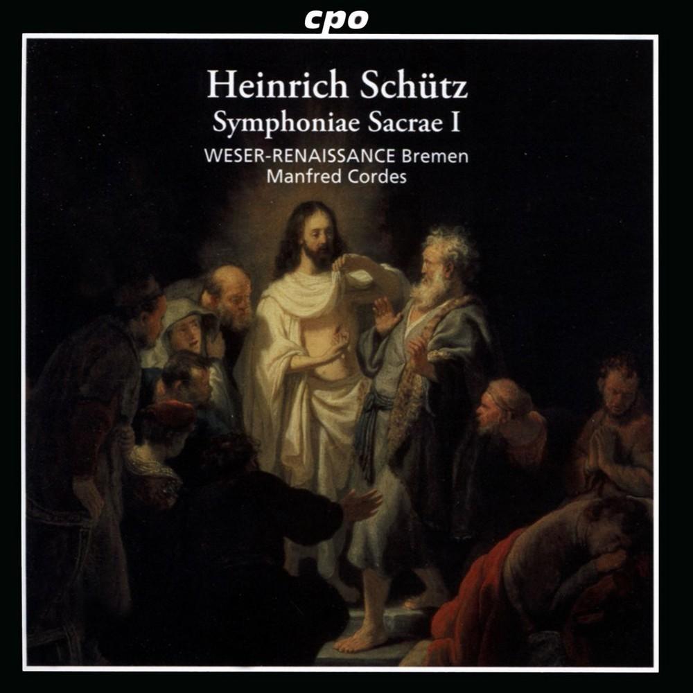 Weser-renaissance Br - Schuetz:Symphoniae Sacrae I (CD)
