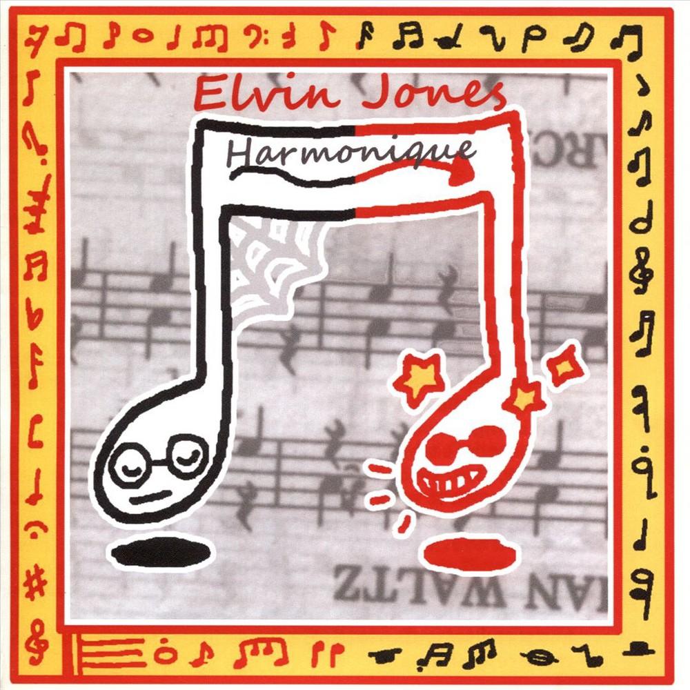 Elvin Jones - Harmonique (CD)