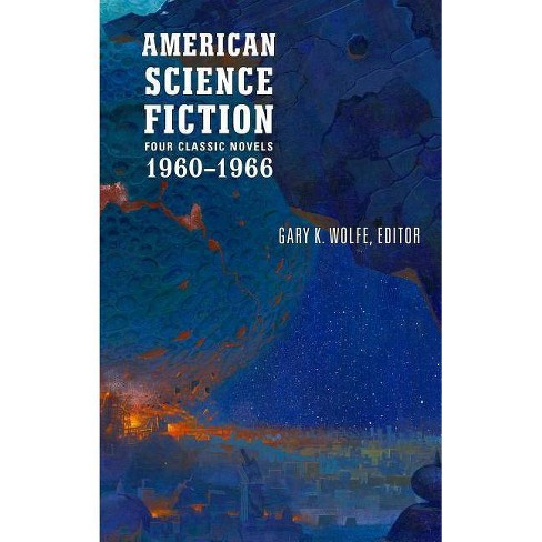 American Science Fiction: Four Classic Novels 1960-1966 (Loa #321) - by  Poul Anderson & Clifford D Simak & Daniel Keyes & Roger Zelazny (Hardcover) - image 1 of 1