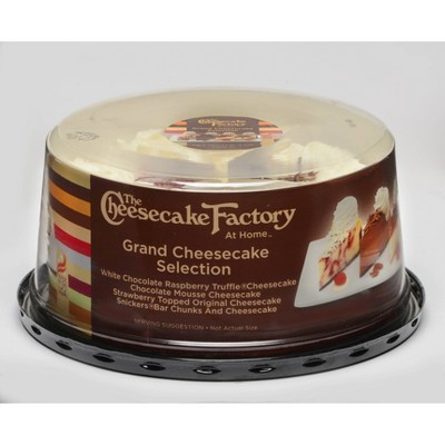 The Cheesecake Factory Grand Cheesecake Selection - 20oz