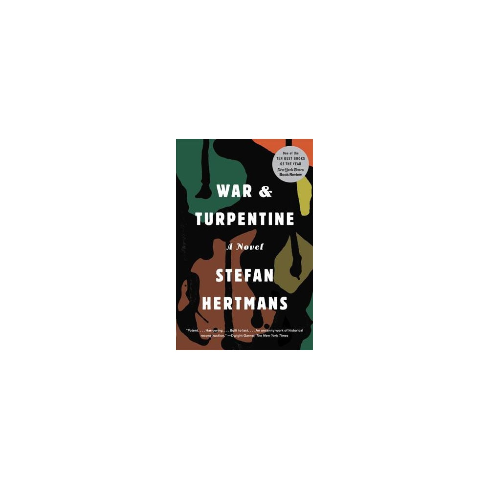 War and Turpentine (Reprint) (Paperback) (Stefan Hertmans)