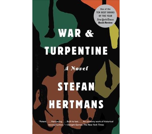 War and Turpentine (Reprint) (Paperback) (Stefan Hertmans) - image 1 of 1