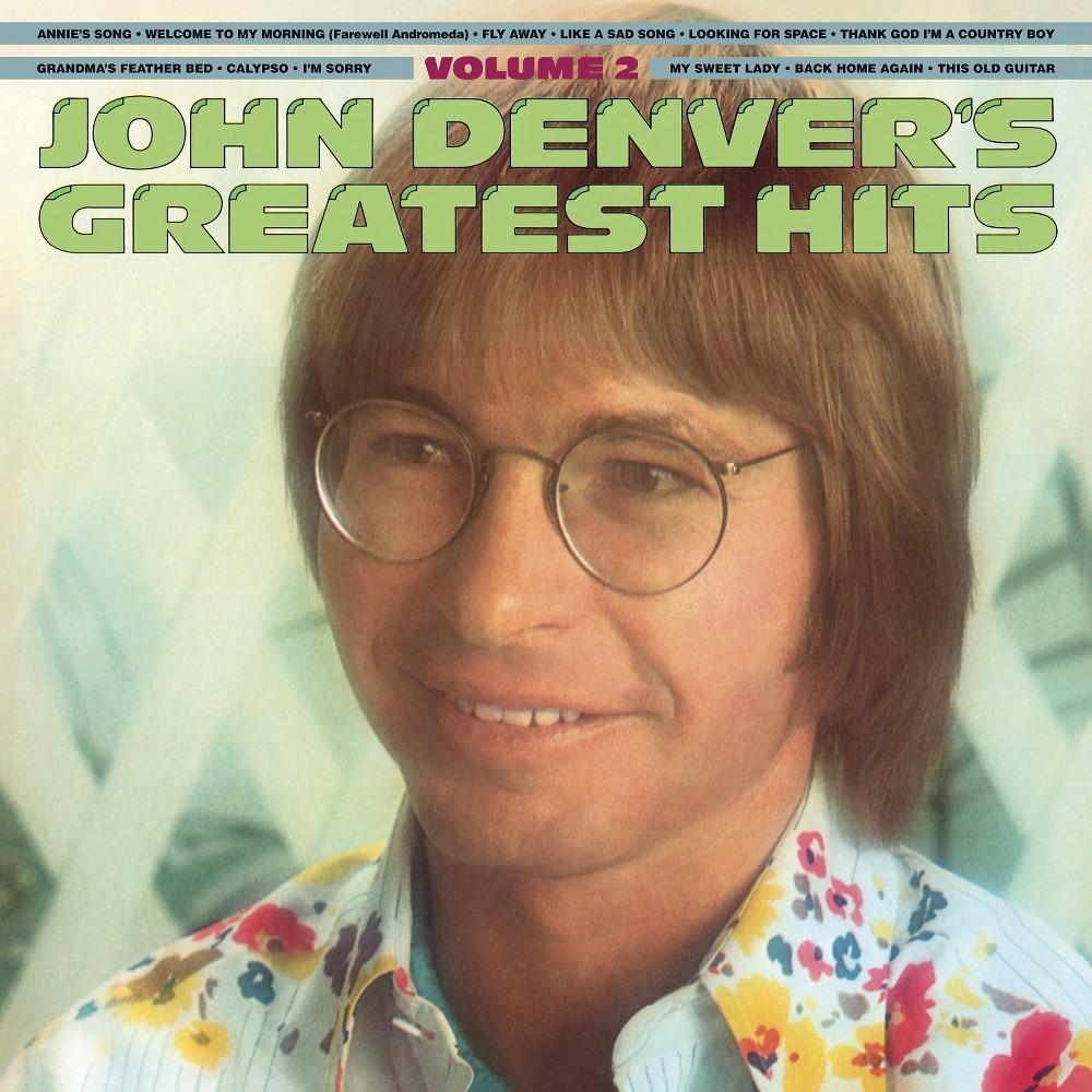 John Denver - Greatest Hits Volume Ii (Vinyl)