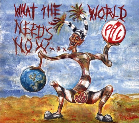 Public image ltd. - What the world needs now (Vinyl) - image 1 of 1