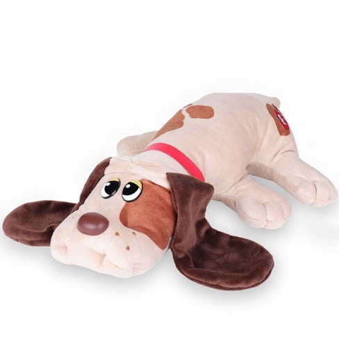 Pound Puppies Classic -  Beige with Brown - image 1 of 2