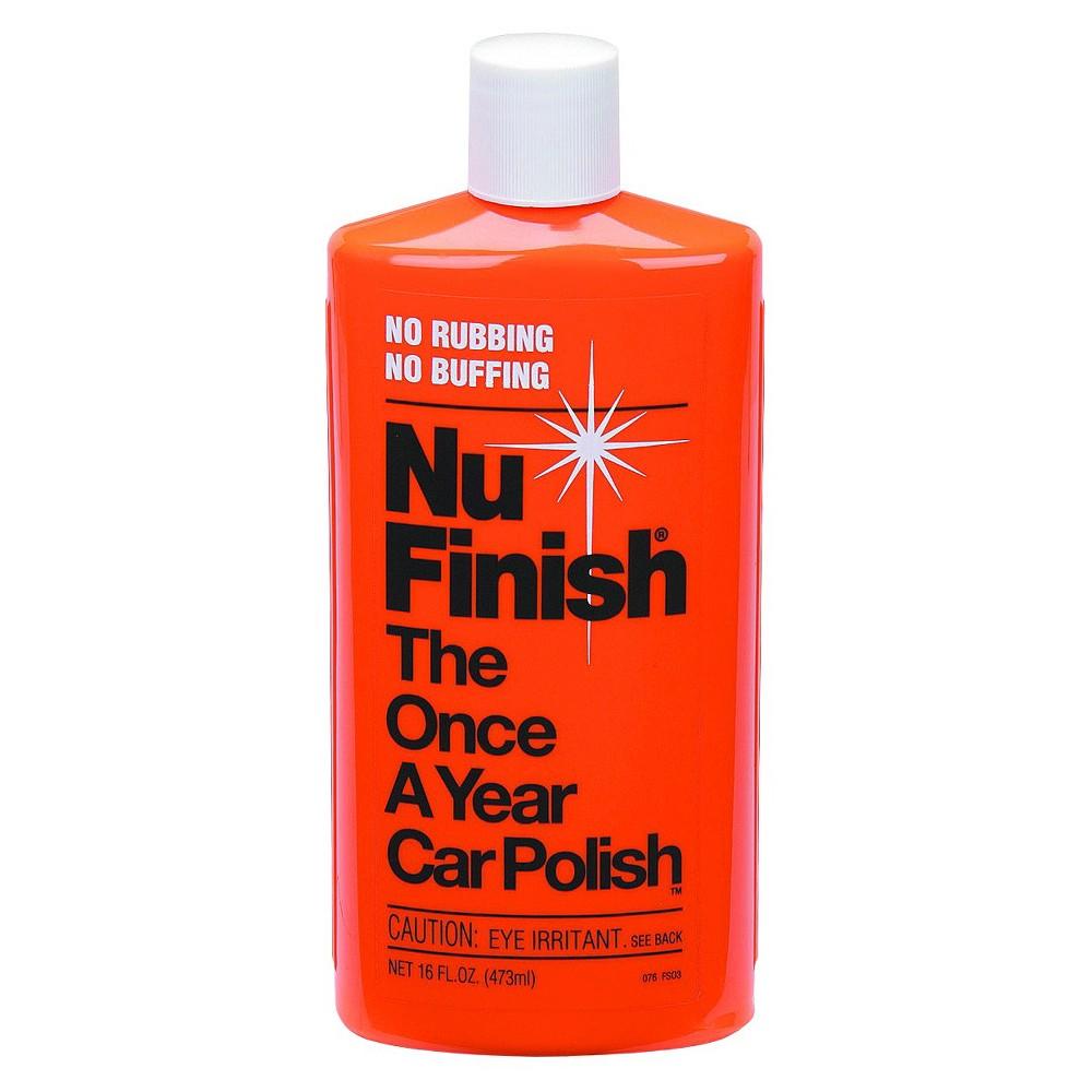 Nu Finish Car Polish 20-oz.