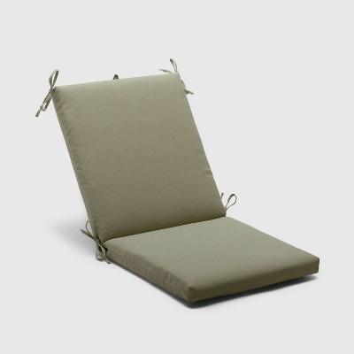 Outdoor Chair Cushion Sage - Threshold™
