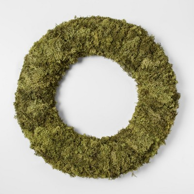 Moss Wreath (21.25 )- Smith & Hawken™