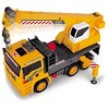 Dickie Toys - 12 Inch Air Pump Action Mobile Crane Truck - image 2 of 3