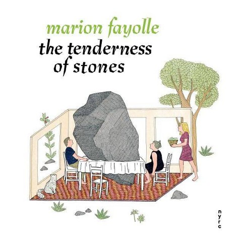 The Tenderness of Stones - by  Marion Fayolle (Hardcover) - image 1 of 1
