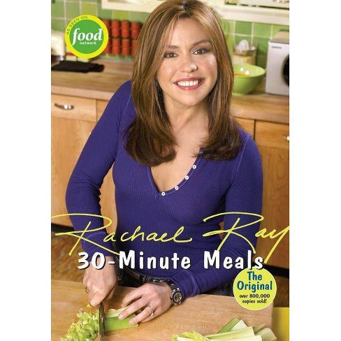 30-Minute Meals - by  Rachael Ray (Paperback) - image 1 of 1