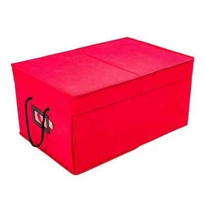 TreeKeeper 3 Drawer Ornament Storage Box