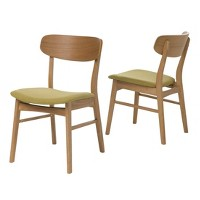 Christopher Knight Fabric-upholstered Wood Dining Chairs Deals