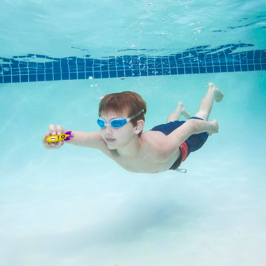 SwimWays Toypedo Bandits, Pool Games and Toys image number null