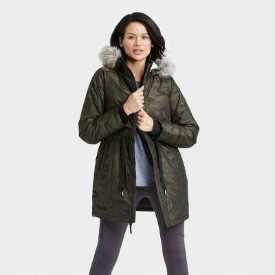 Women's Parka Jacket with 3M™ Thinsulate™ Insulation - All in Motion™