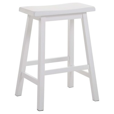 Set of 2 Gaucho Counter Height Barstools - Acme Furniture