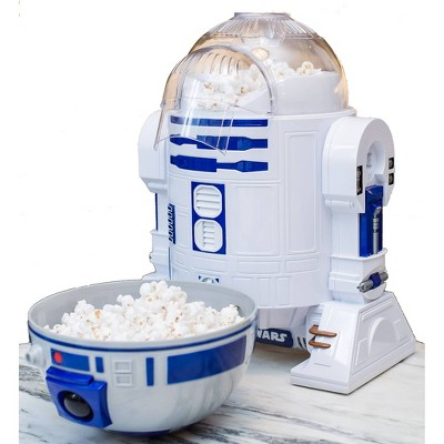 Uncanny Brands - Star Wars R2D2 Popcorn Maker