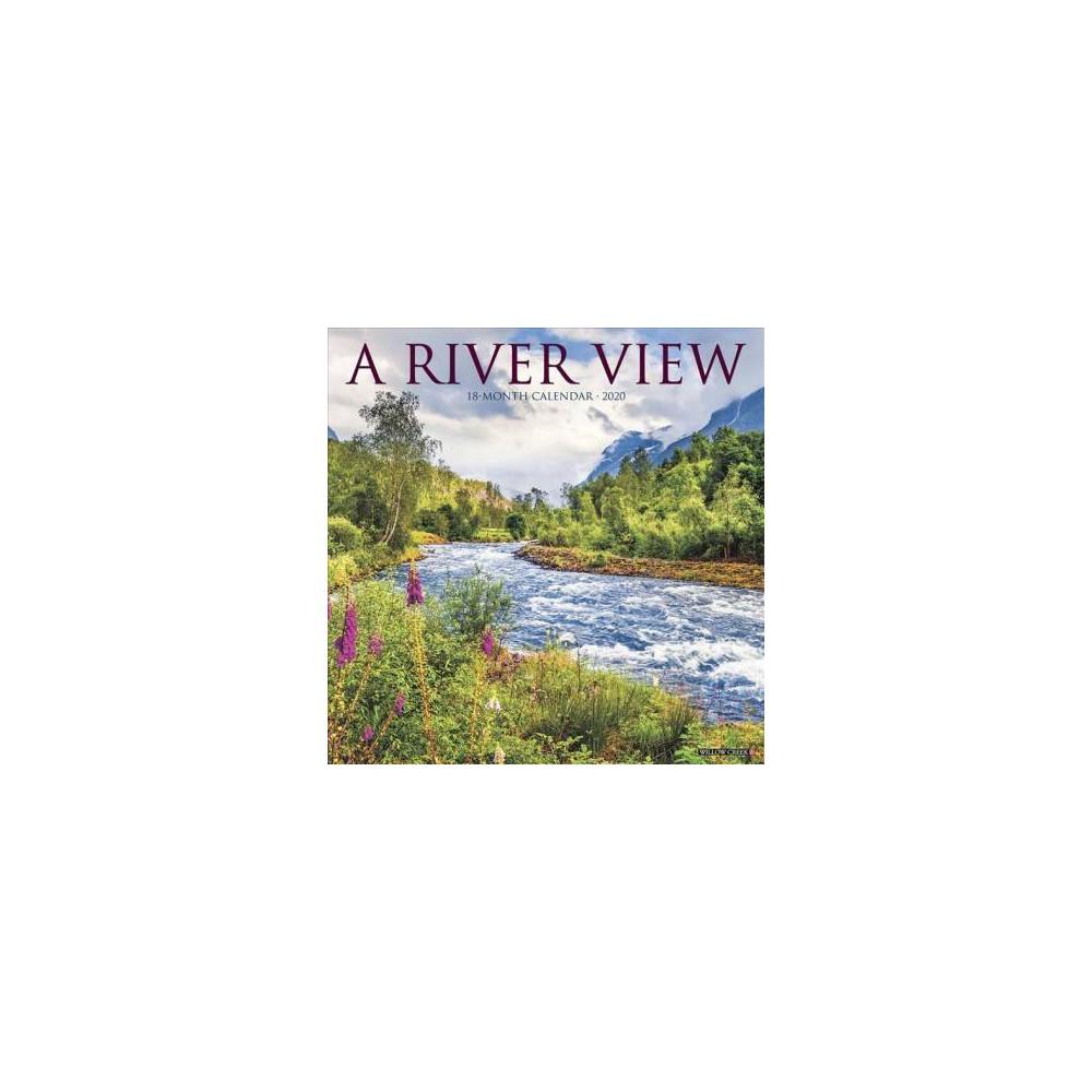 River View 2020 Calendar - (Paperback)