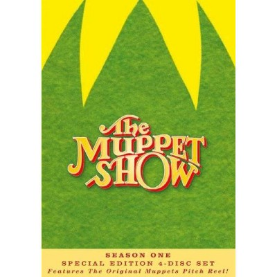 The Muppet Show: Season One (DVD)(2016)