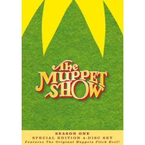 The Muppet Show: Season One (DVD)(2016) - image 1 of 1