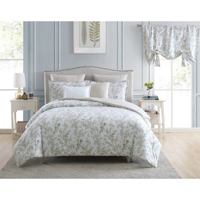 Lindy Comforter Sham Set - Laura Ashley