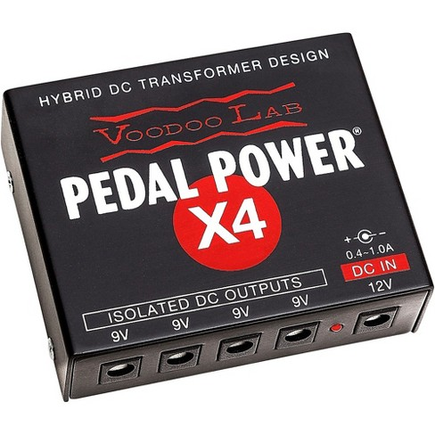 Voodoo Lab Pedal Power X4 Isolated Power Supply - image 1 of 5