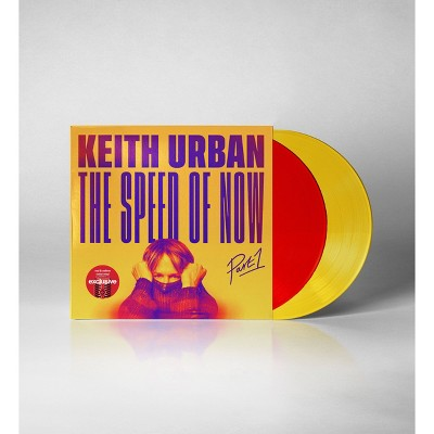 Keith Urban - THE SPEED OF NOW Part 1 (Target Exclusive, Vinyl)