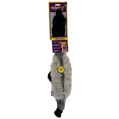 "Multipet Empty Nesters Unstuffed Dog Toy - 20"""
