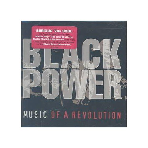Various - Black Power: Music of a Revolution (CD) - image 1 of 1