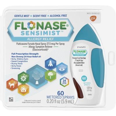 Allergy & Sinus: Flonase Sensimist