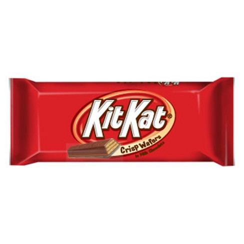 kit kat snack size chocolate candy bars 1078oz target