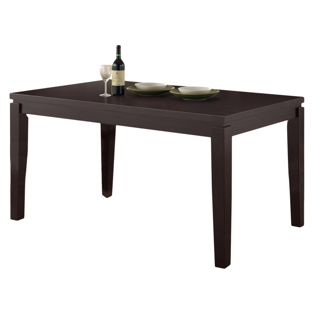 Image of Christy Dining Table Espresso - Home Source Industries