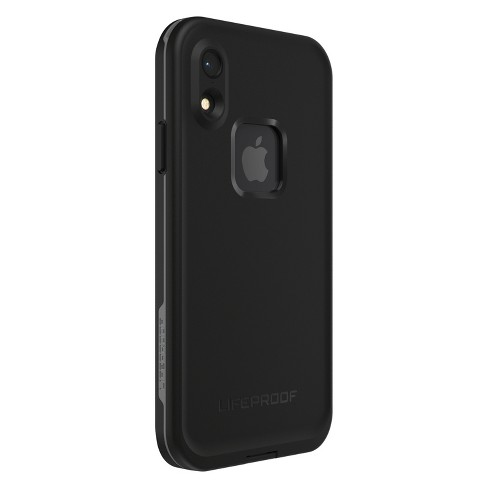 huge selection of cd93f 9e3a3 LifeProof Apple iPhone XR FRE Case - Asphalt