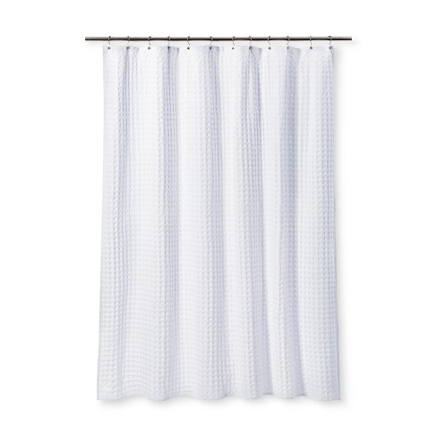Shower Curtain White Fieldcrest