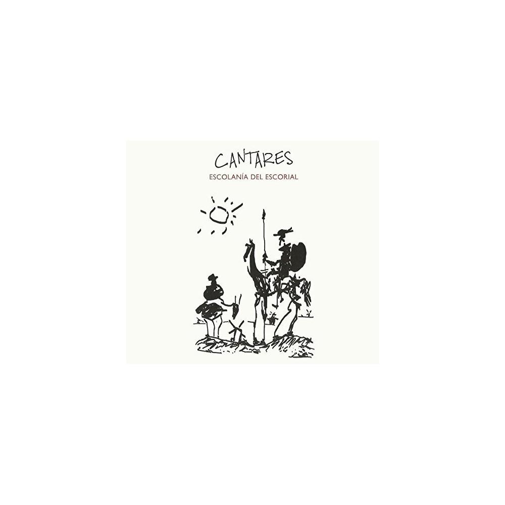 Escolania Del Escori - Cantares (CD)