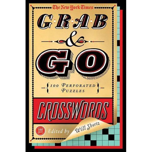 The New York Times Grab & Go Crosswords - (Paperback) - image 1 of 1