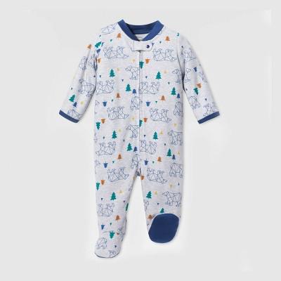 Lamaze Baby Boys' Modern Woodland Sleep N' Play - Gray