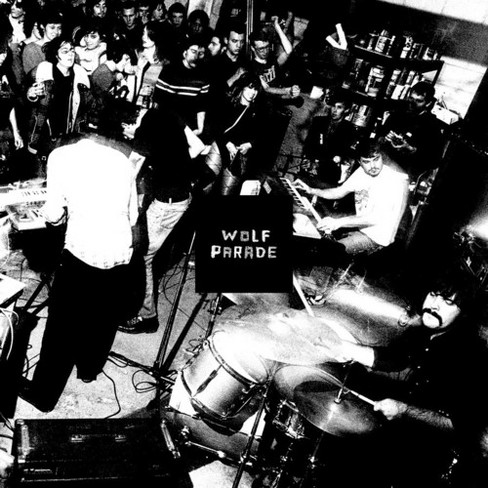Wolf parade - Apologies to the queen mary (Vinyl) - image 1 of 1