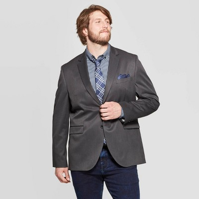Men's Big & Tall Standard Fit Suit Jacket - Goodfellow & Co™