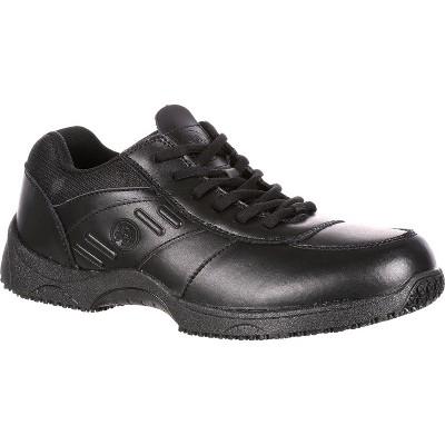 Men's SlipGrips Stride Slip-Resistant Work Athletic Shoe