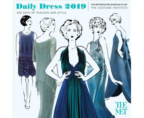 Daily Dress 2019 Calendar 365 Days Of Fashion And Style