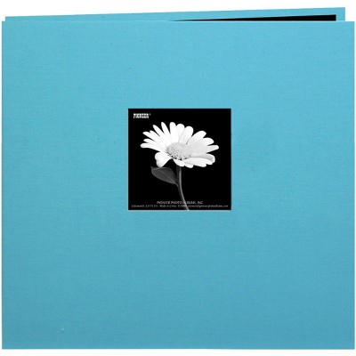 "Pioneer Book Cloth Cover Post Bound Album 12""X12"""