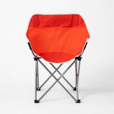 Adult Compact Chair Red - Sun Squad™