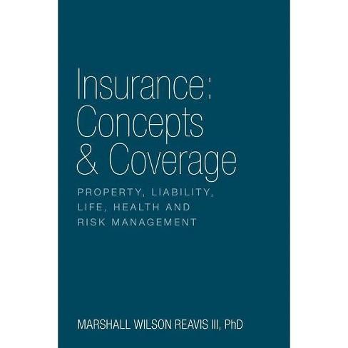 Insurance - by  Phd Marshall Wilson Reavis III (Paperback) - image 1 of 1