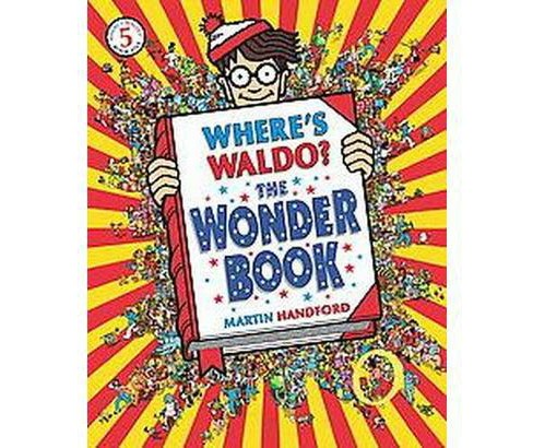 Where's Waldo? the Wonder Book (Reprint) (Paperback) (Martin Handford) - image 1 of 2
